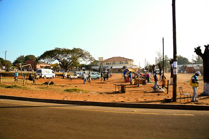 Mercado da Matola