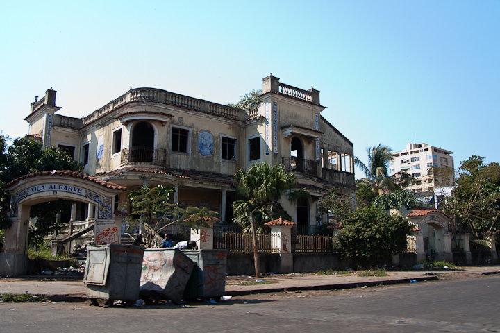 Vila Algarve - Antiga sede da PIDE