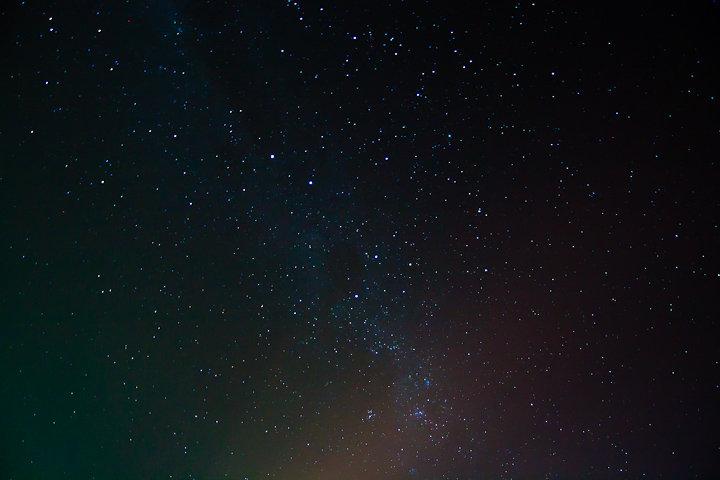 Céu nocturno africano